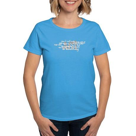 ACT Movement Women's Dark T-Shirt
