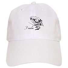 FR33d0m Rose Baseball Cap