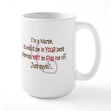 Nurse Humor Mug