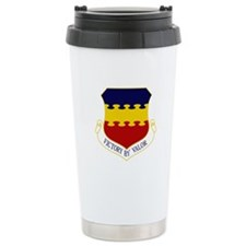20th Fighter Wing Travel Coffee Mug