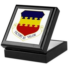 20th Fighter Wing Keepsake Box