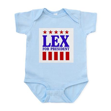 Super Man -Evil is Hot : Lex Luthor Infant Creeper