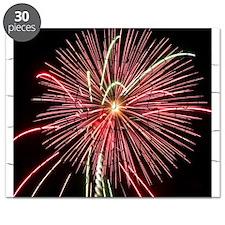 Fireworks Celebration Puzzle