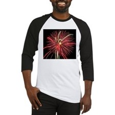 Fireworks Celebration Baseball Jersey