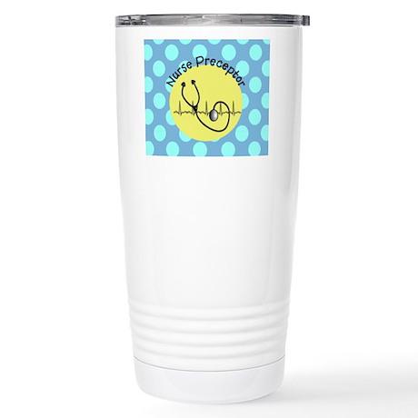 NICU Nurse Stainless Steel Travel Mug