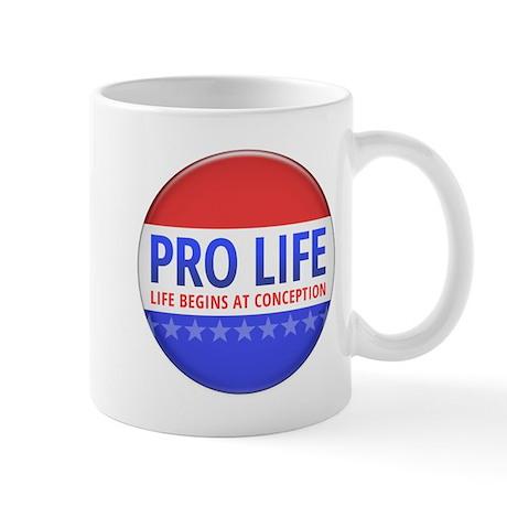 Pro Life Mug