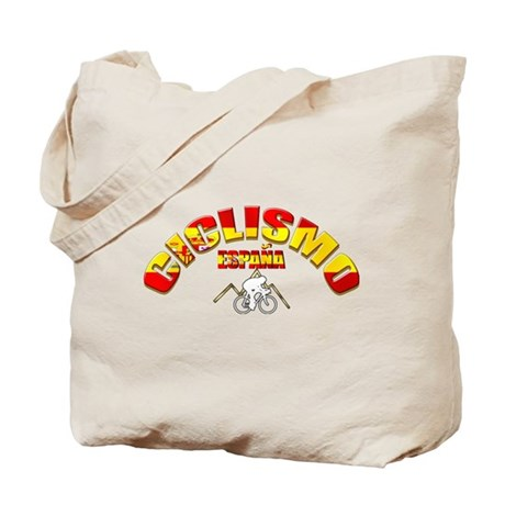 Spanish Cycling Tote Bag