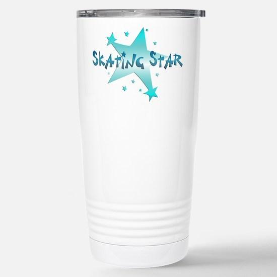 Skating Star Stainless Steel Travel Mug