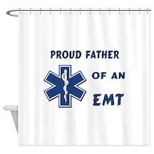 EMT Father Shower Curtain