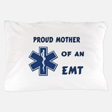 Proud EMT Mother Pillow Case