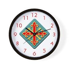 ORCC Wall Clock