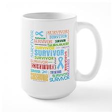 Survivor Prostate Cancer Mug