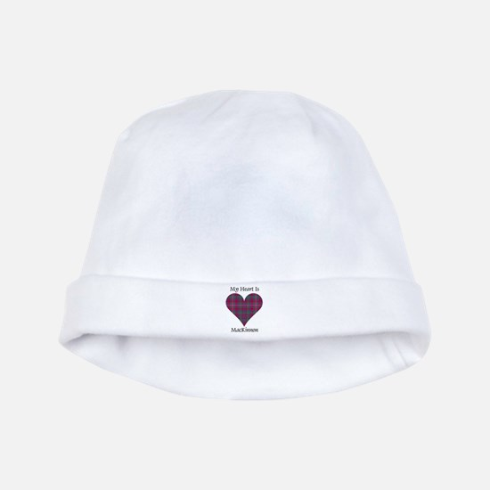Heart-MacKinnon Baby Hat