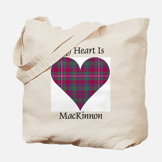 Heart-MacKinnon Tote Bag