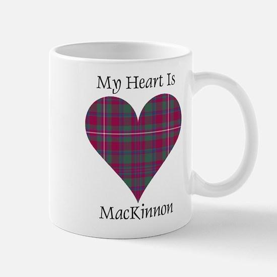 Heart-MacKinnon Mug