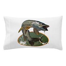 Musky Fishing Pillow Case