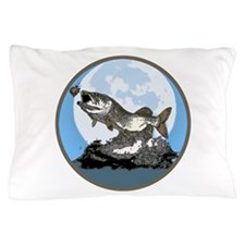Musky Moon Pillow Case