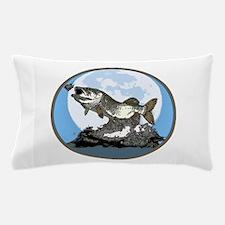 Musky Moon Pillow Case