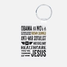 Obama Keychains