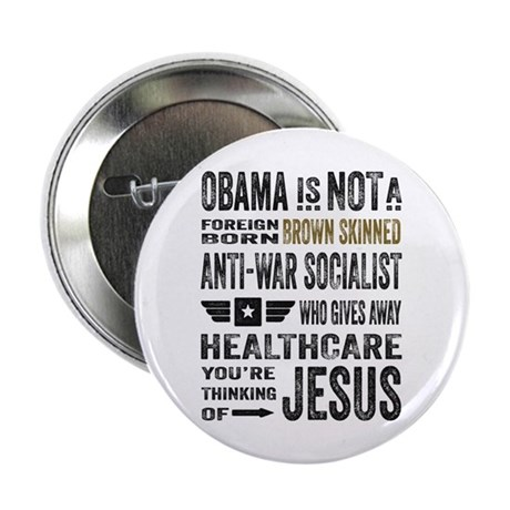 "Obama 2.25"" Button (10 pack)"