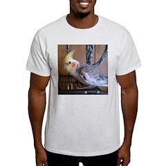 Cockatiel 3 T-Shirt