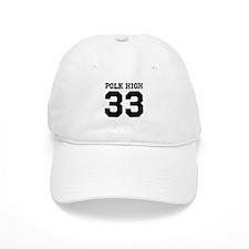 Polk High Baseball Cap
