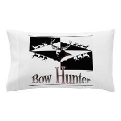 Bow hunter Pillow Case