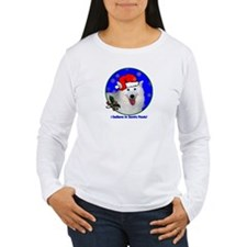 SANTA PAWS Samoyed T-Shirt