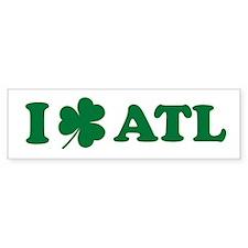 ATL Irish Bumper Sticker