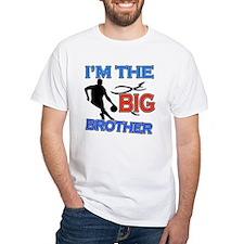 Cool Basketball Big Brother Design Shirt