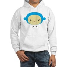 Emoticonal Monkey - Cringe Hoodie