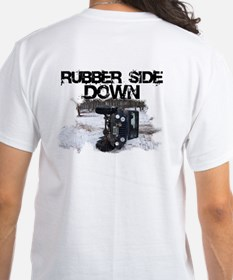 Rubber Side Down Shirt