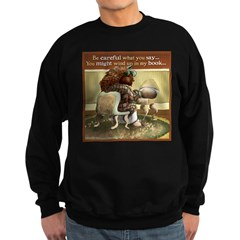 Writers Only Sweatshirt
