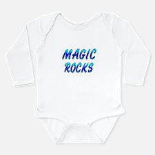 Magic ROCKS Long Sleeve Infant Bodysuit