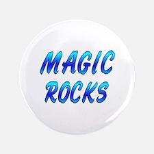 "Magic ROCKS 3.5"" Button"