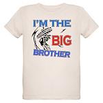 Cool Dirt Biking big brother design Organic Kids T