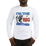 Cool Dirt Biking big brother design Long Sleeve T-