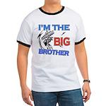 Cool Dirt Biking big brother design Ringer T