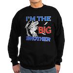 Cool Dirt Biking big brother design Sweatshirt (da