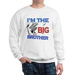 Cool Dirt Biking big brother design Sweatshirt