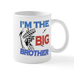 Cool Dirt Biking big brother design Mug