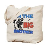 Cool Dirt Biking big brother design Tote Bag