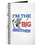 Cool Dirt Biking big brother design Journal