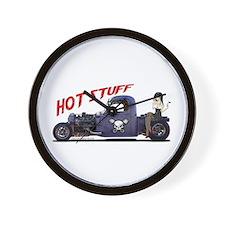 Hot Rod Truck Wall Clock