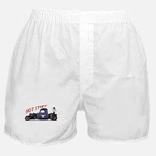 Hot Rod Truck Boxer Shorts