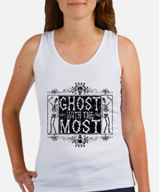 Ghost With The Most Women's Tank Top