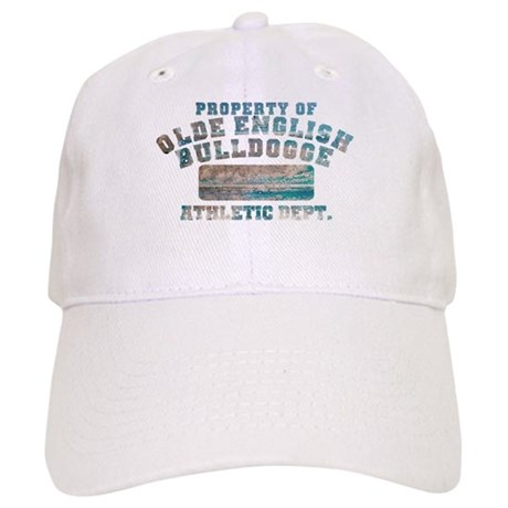 Property of Olde English Bulldogge Cap