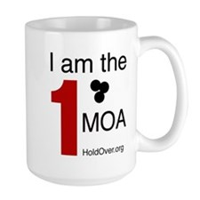 I am the 1 MOA Mug
