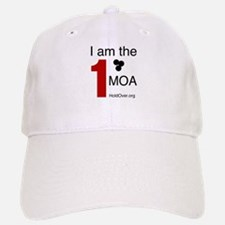 I am the 1 MOA Baseball Baseball Cap