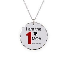 I am the 1 MOA Necklace
